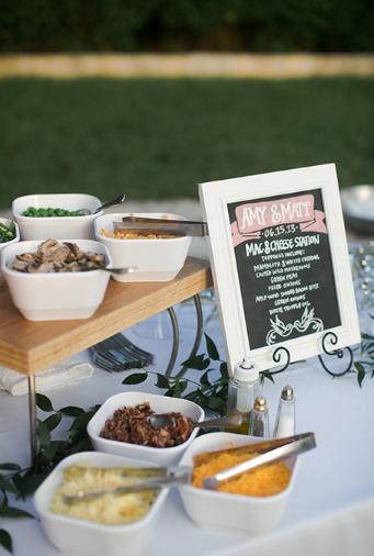 Wedding reception food ideas cinderollies foldable ballet flats wedding reception food ideas junglespirit Images