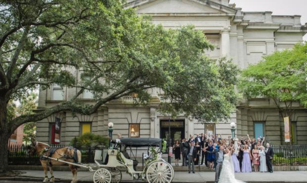 top charleston wedding venues